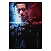 Портретный постер Terminator